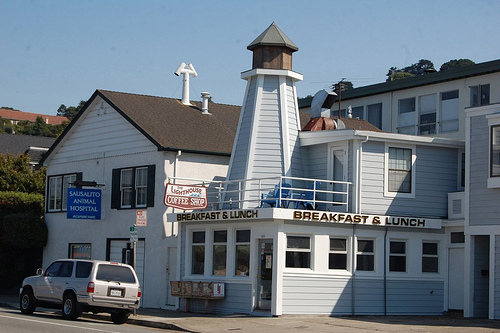 The Lighthouse Bar and Restaurant